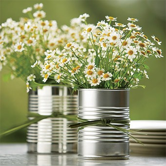 decoracao criativa com flores Como decorar a casa com flores.