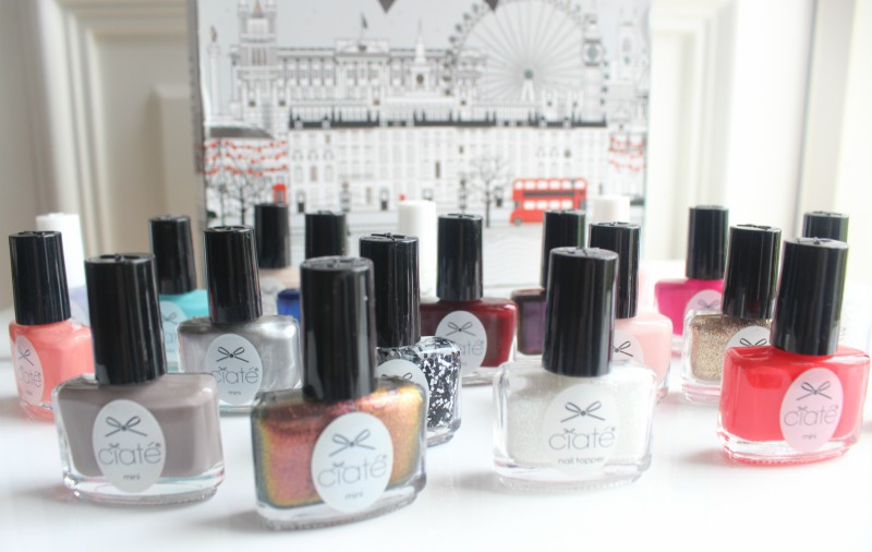 Ciate Mini Mani Month Advent Calendar 2015 | The Sunday Girl