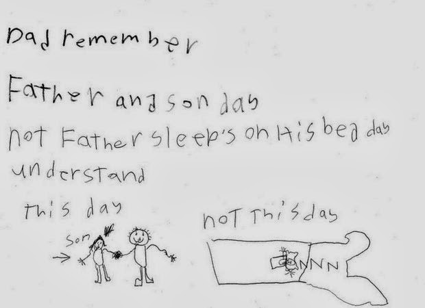 funny kids notes to teacher 5