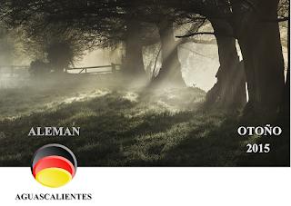 Alemán Aguascalientes, cursos de alemán Aguascalientes octubre noviembre 2015