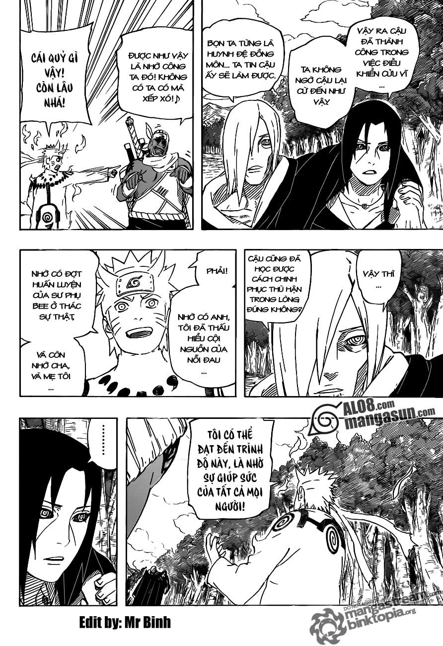 Naruto chap 549 Trang 2 - Mangak.info
