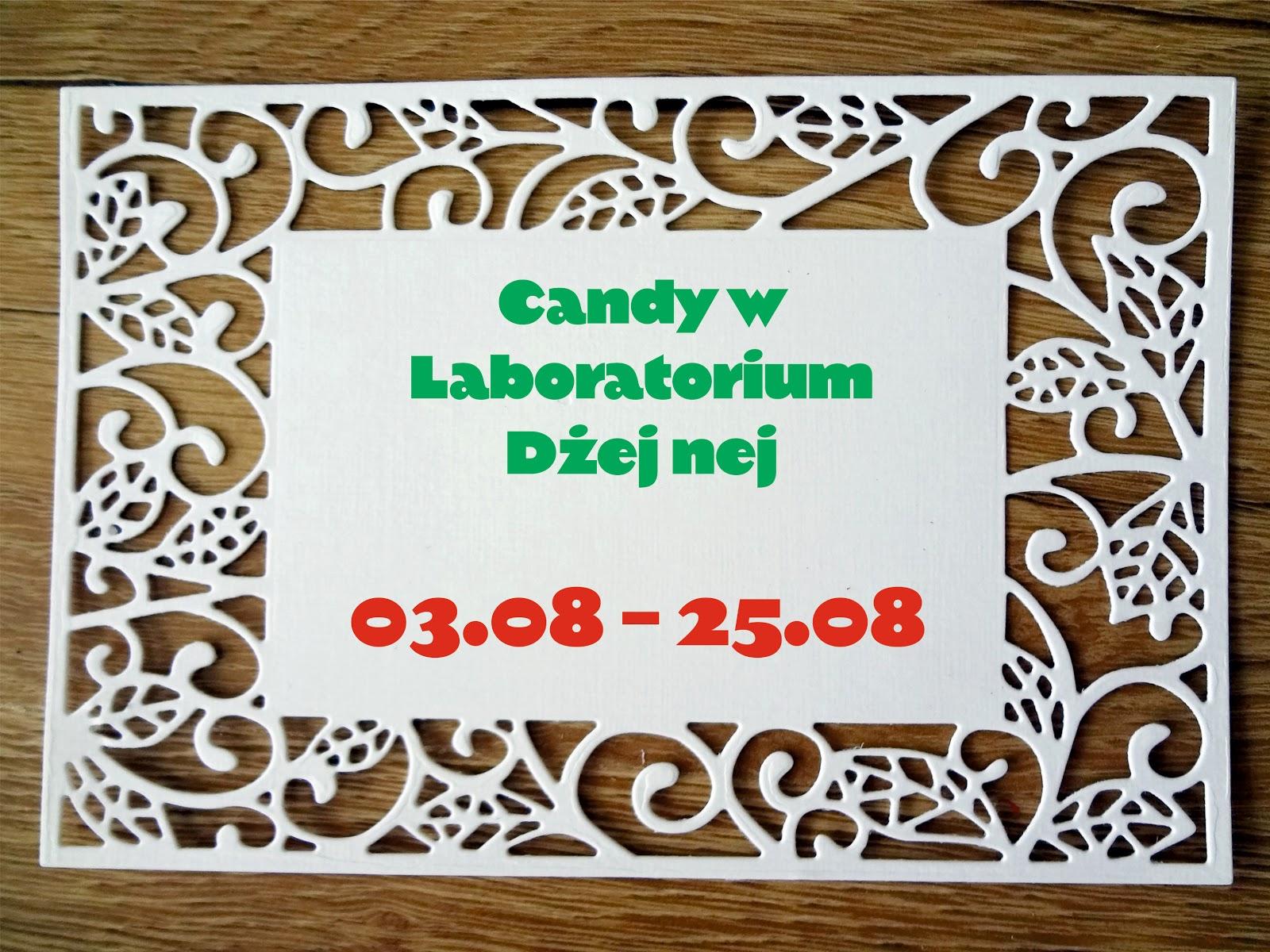 Candy u Dżej nej