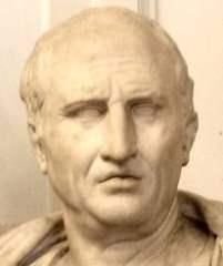 Frases do filosofo Cícero filosofia palavras filosoficas