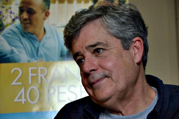 Carlos Iglesias, director de «2 francos, 40 pesetas»