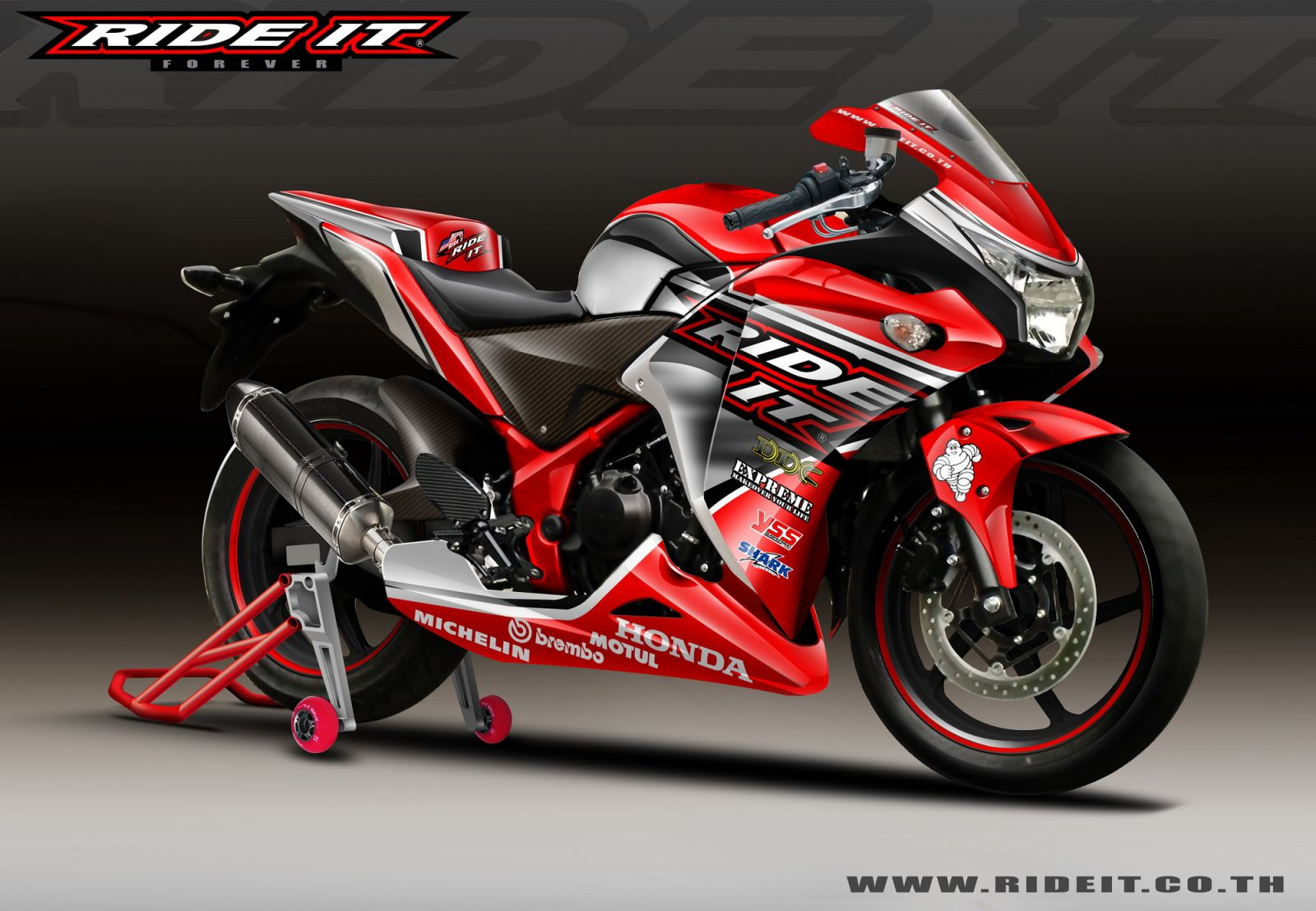 Honda Cbr 150r Modifications Motorspeed Freakz