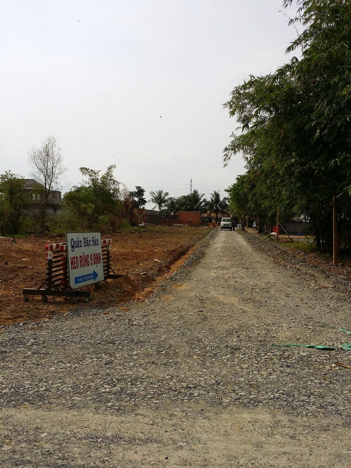 Đất nền ngay vòng xoay Phú Hữu đường vào biệt thự (ảnh 10)