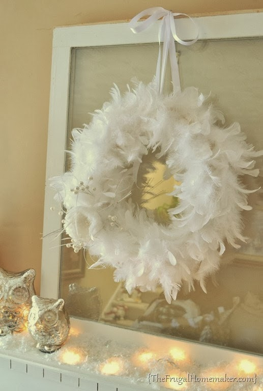 7 Diy Christmas Boa Wreaths Craft O Maniac