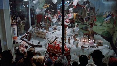 A Christmas Story Higbee's Window