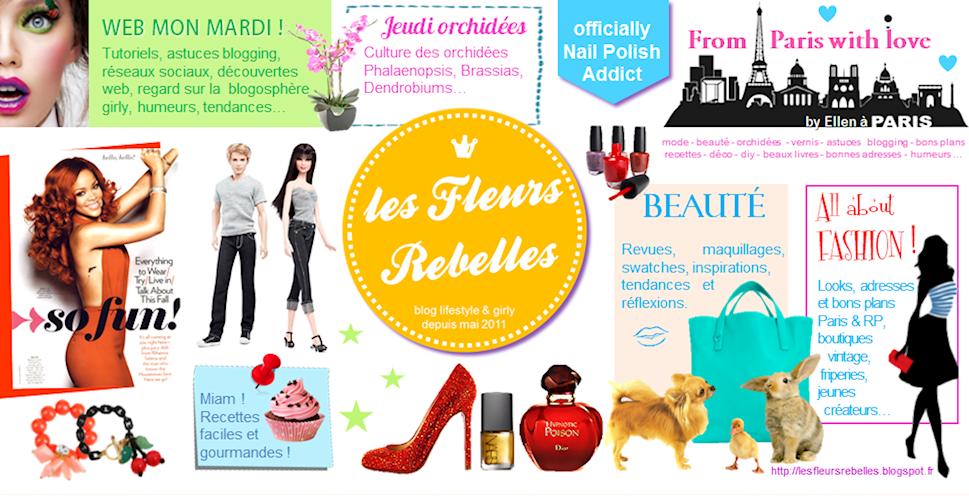 les fleurs rebelles, lifestyle, humeur, blog