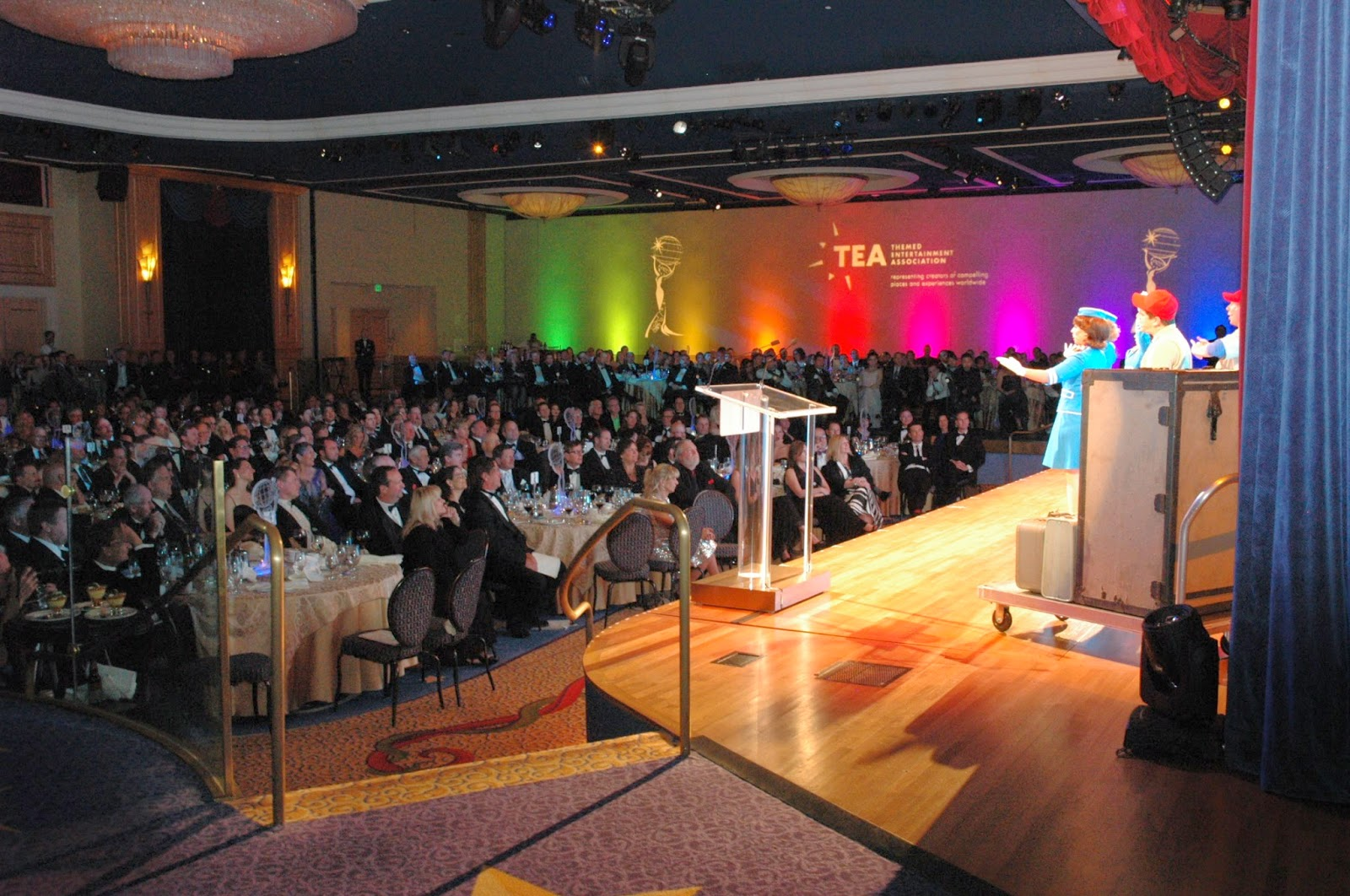 Report: TEA's 2014 Summit & Thea Awards Gala