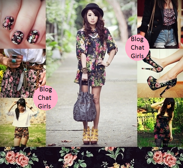 floral chat To inspire confidence and beauty through redefined and affordable fashion.