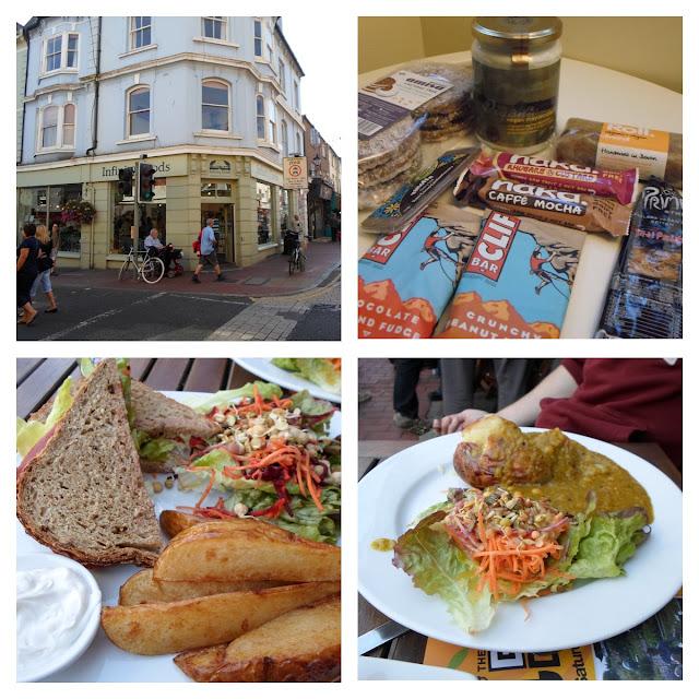 Infinity Foods Brighton UK