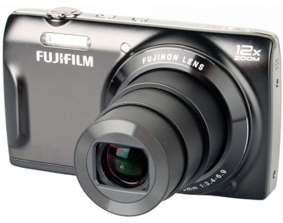 Harga dan Spesifikasi Fujifilm Finepix T500 16MP
