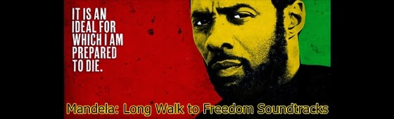mandela long walk to freedom soundtracks-mandela ozgurluge giden yol muzikleri