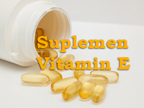 manfaat dan fungsi vitamin E
