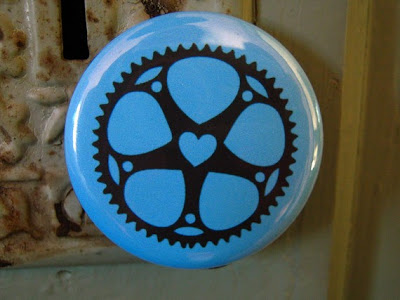 bike cog love copyright Ellen Honich