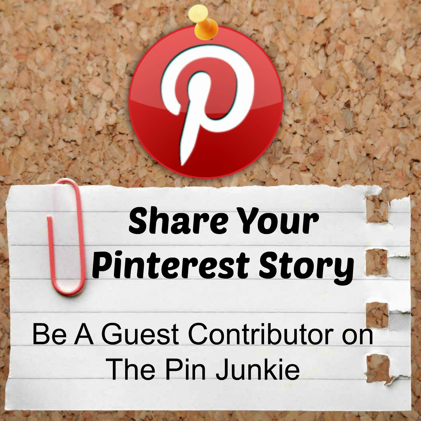 Share your Pinterest story