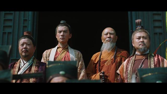 Hình ảnh phim Bí Mật Thiếu Lâm