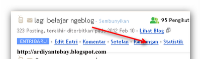 trik merubah template blog agar lebih seo friendly