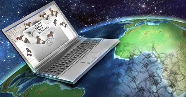 Aprovechan el miedo al virus del Ébola como gancho para distribuir malware