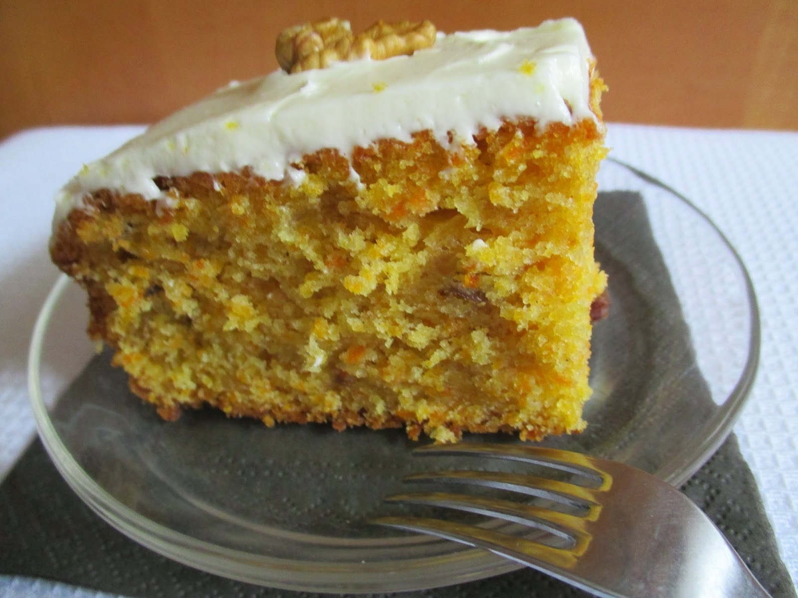 Carrot Cake Thermomix Velocidad Cuchara