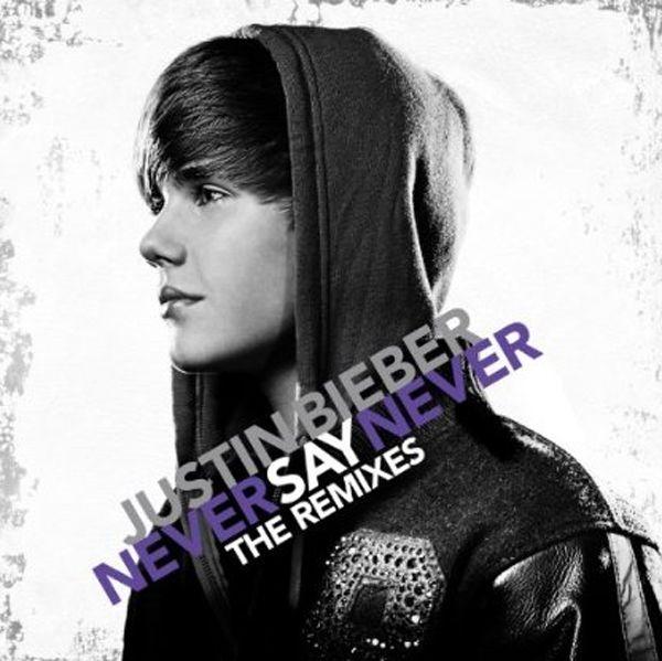 Never say never the remixes saldrá en españa el 29 de marzo