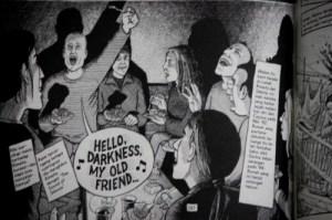 Gorazde Komik Satir Perang Bosnia