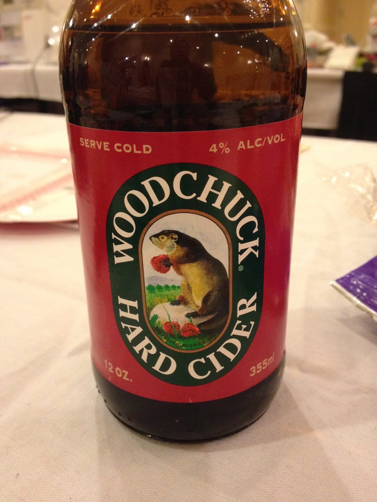 Wood Chuck Hard Cider