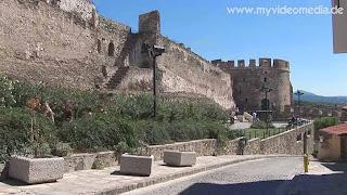 city walls Thessaloniki - Greece