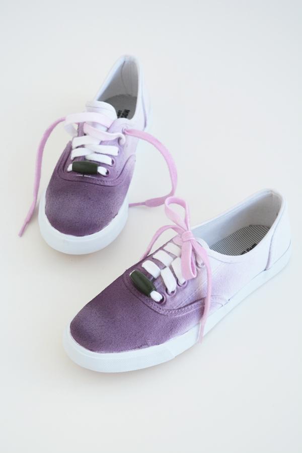 Diy Fabric Shoe Laces