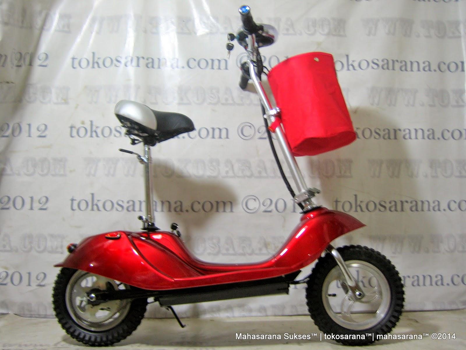 Skuter Listrik e scooter 24 Volt XL ~ News Untuk Anak Anda