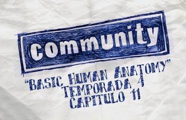 Basic human anatomy community