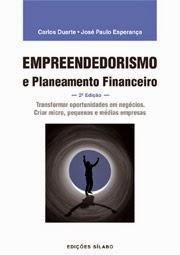 Empreendedorismo e Planeamento Financeiro