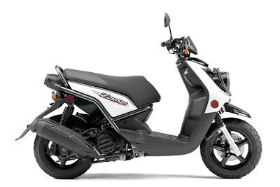 2012 Yamaha Zuma 125 Photo 3