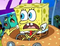 Süngerbop Araba Yarışı