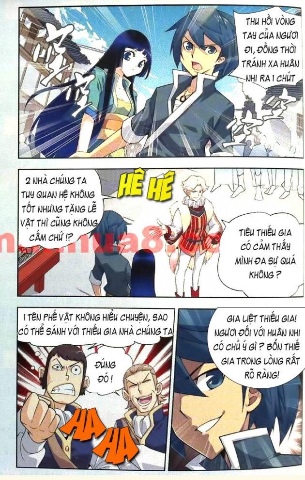 Đấu Phá Thương Khung chap 5 page 3 - IZTruyenTranh.com