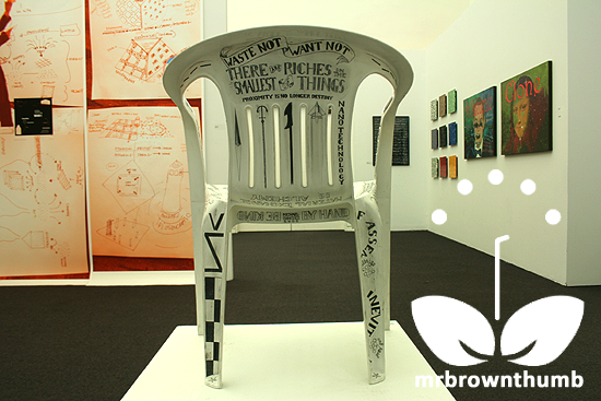 Plastic Lawn Chair Scrimshaw MrBrownThumb