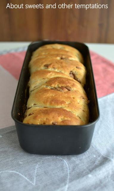 Experimente aus meiner Küche: Schokoladenbrot #breadbakingfriday