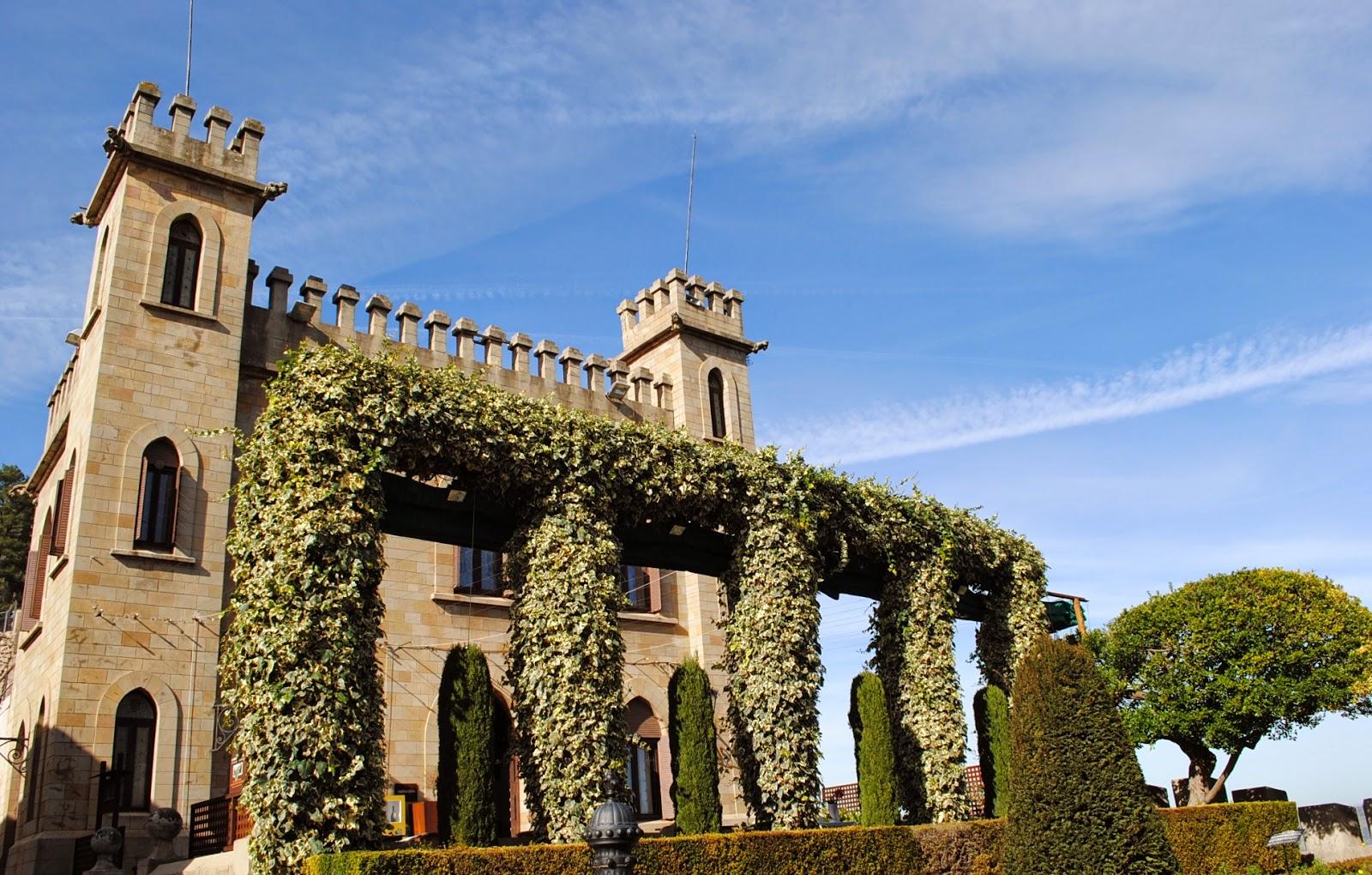mirador del castell