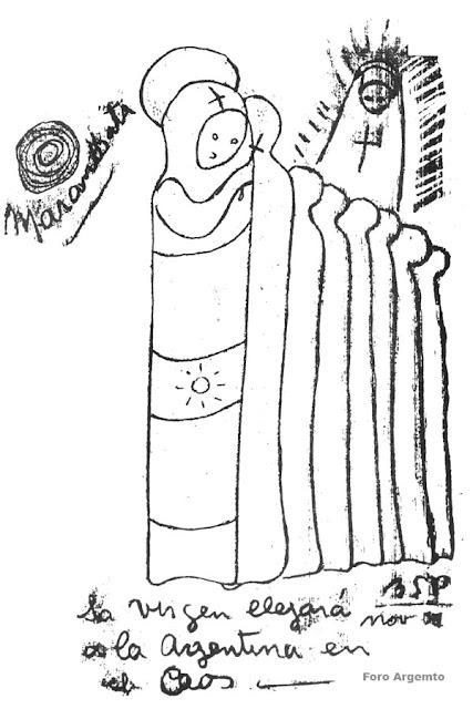 Parravicini a eleição do papa argentino, papa argentum