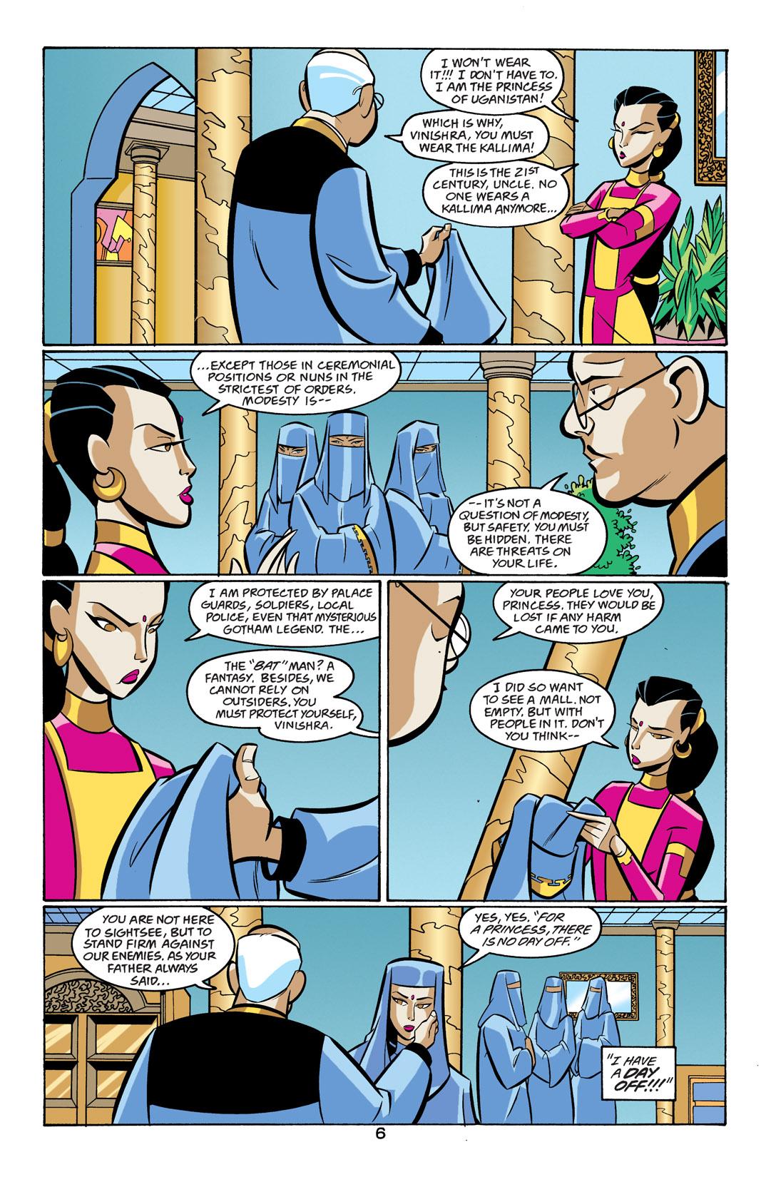 Batman Beyond [II] Issue #19 #19 - English 7