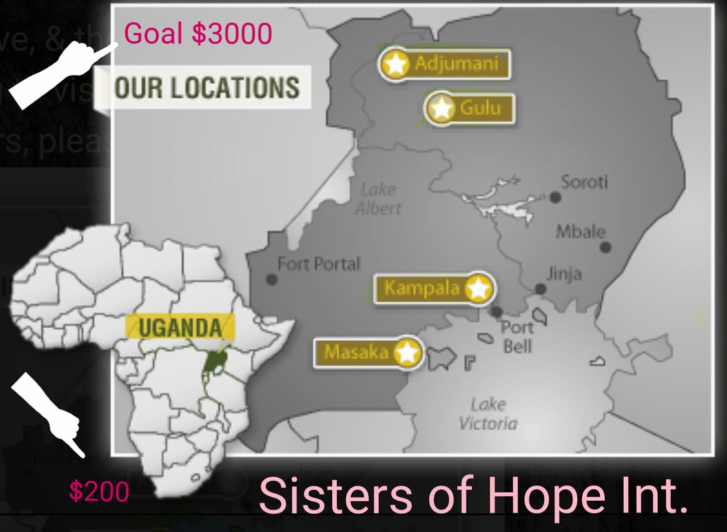 Gate 1  [Summer '17'18'19] ARRIVALS Uganda