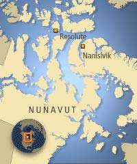 Strange But True Blog: Nunavut, Canada, Survivors Found After 737