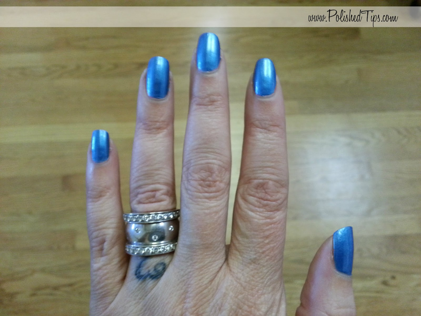 My Polished Tips Vinylux Water Park