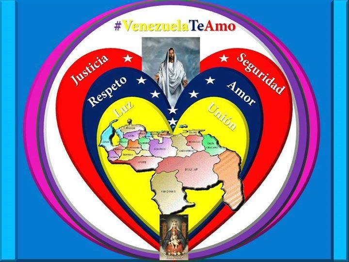 Corazon el que significa cuanto amo a Venzuela.