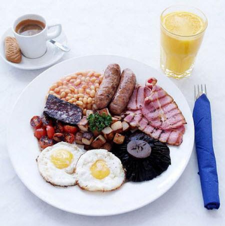 Desayunos por el mundo