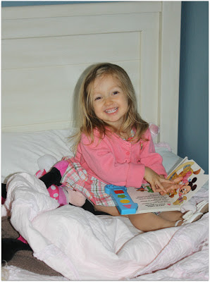 Tales Of A Young Mom Big Girl Bed And Potty Training