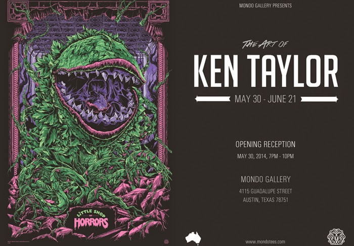 The Art of Ken Taylor by Mondo