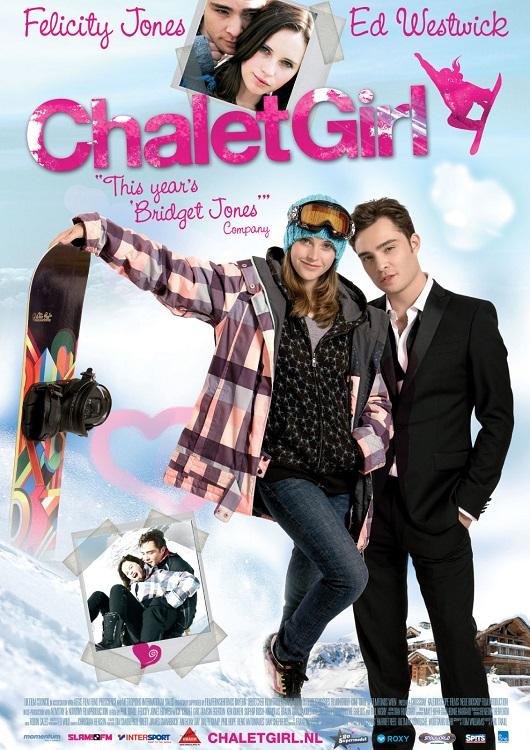 Cô Nàng Trượt Ván - Chalet Girl (2011) Vietsub