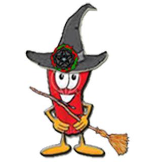 A  Magia das pimentas
